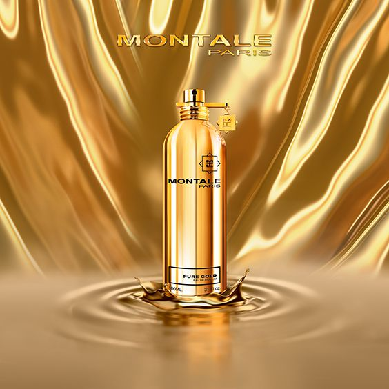 Montale | Pure gold