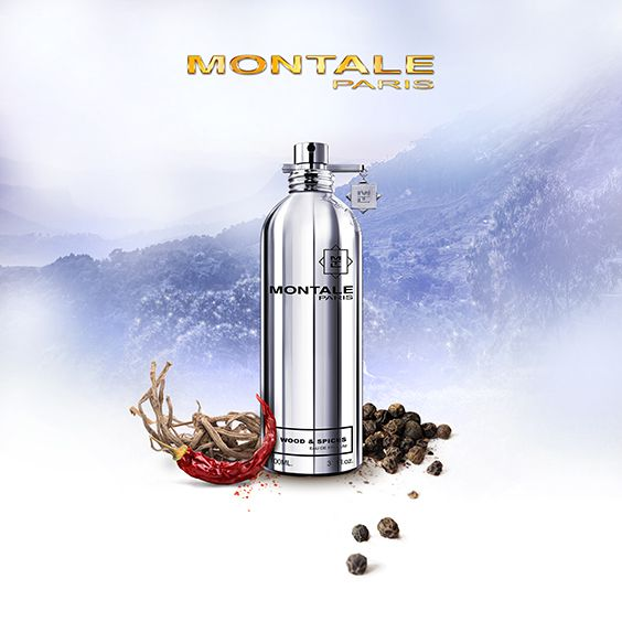 Montale | Wood and spices