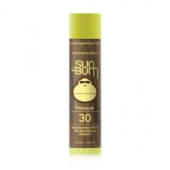 Sun Bum   Original SPF 30 Sunscreen Lip Balm - Pineapple