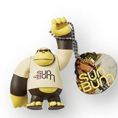 Sun Bum | Lucky bum figure Sunny 7.6 CM