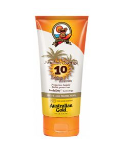 Australian Gold | SPF 10 premium coverage