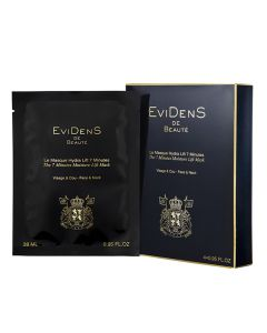 Evidens de beaute | The 7 minute moisture lift mask 4 stuks