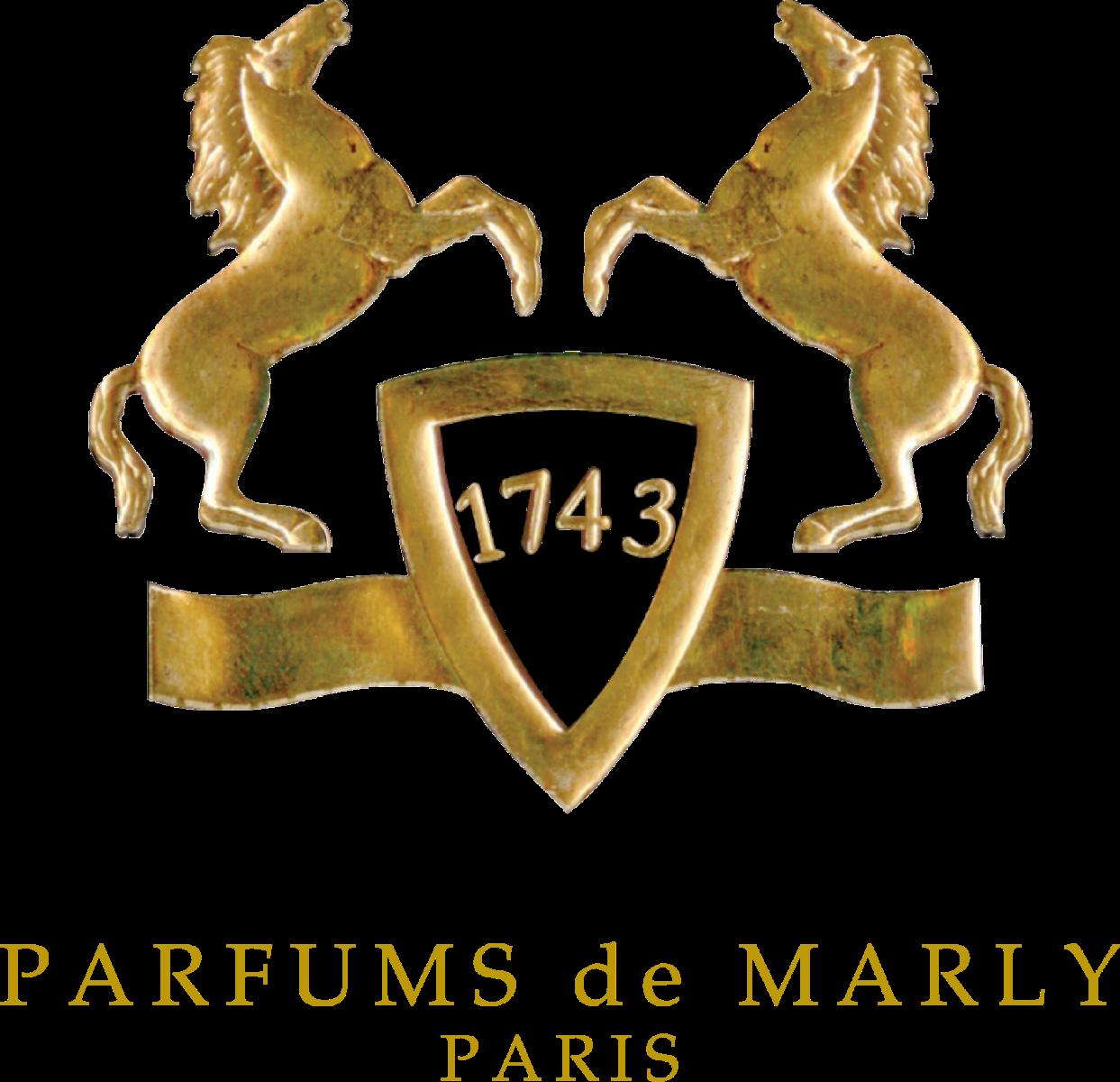 Parfums de Marly logo - www.parfas.be